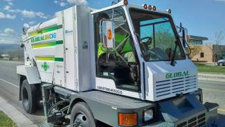 Alternative Fuel Street Sweepers