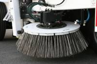 Is a Single Curb Broom a Viable Option?