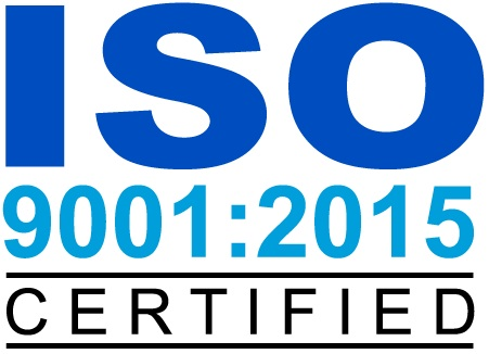 Global ISO logo 9001 2015