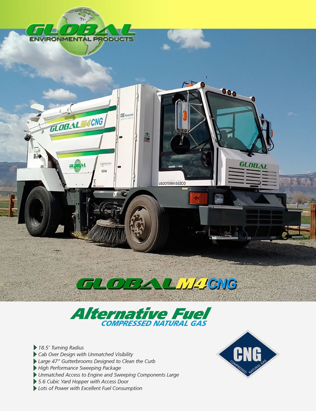 m4CNG brochure cover
