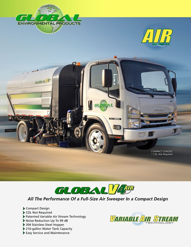 v4 air brochure cover