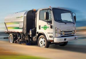 Introducing A New Member To Global Street Sweeper Family!
